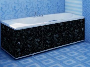 Экран для ванны ПРЕМИУМ А (алюм. профиль) 1,7 тропическая ночь