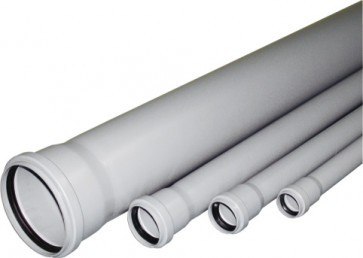 40 труба 1,0м ПП ПОЛИТЭК (толщ.1,8мм)