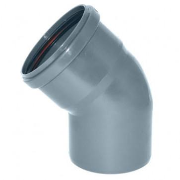 110 отвод угол 45 ПП ПОЛИТЭК (политрон)