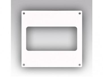 Накладка торцевая 150*150 для канала 60х120