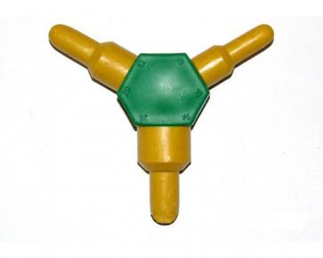 Калибр для м/пл. трубы пласт.  16-32