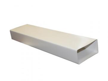 Канал прямоугольный 1,5м 60х120 ПВХ