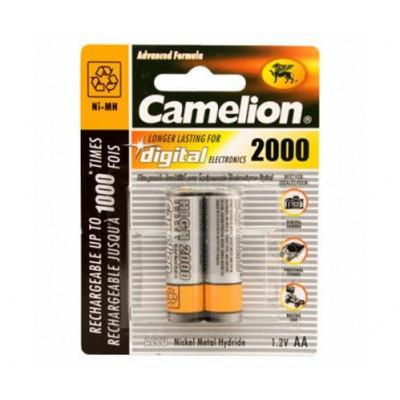 Акк. Camelion R6 2000мАч BL2