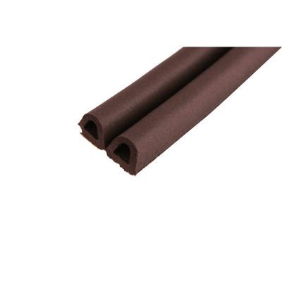 Уплотнитель Tytan Professional D 9мм х 7,5мм коричневый