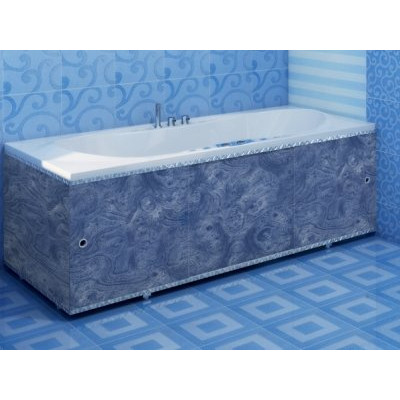 Экран для ванны ПРЕМИУМ А (алюм. профиль) 1,7 сапфир