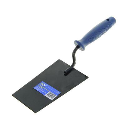 Кельма отделочника стальная, пластиковая ручка СИБРТЕХ