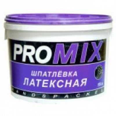 "Шпатлевка латексная""Promix"" 5 кг"