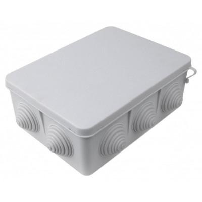 Коробка распр. о/у (190*140*70) 10 вводов IP55 КР2607