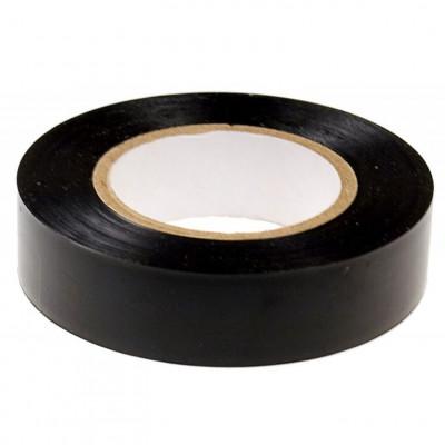 Изолента 15м х 10м ПВХ черная ЭРА