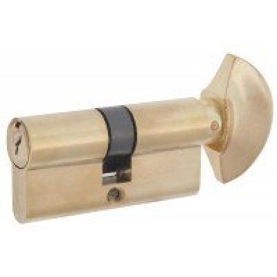 Механизм замка AK 80 (40*40) ключ*верт латунь Булат