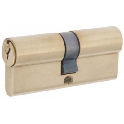 Механизм замка A 80 (40*40) ключ*ключ латунь Булат