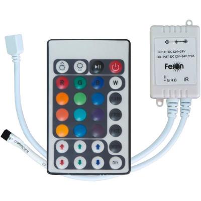 Контроллер Feron LD32 для св. ленты LS606-607 11 режимов 12V , IP20