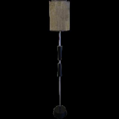 Торшер Lumline FL3005 венге/абажур 1х40W E27 FBR15