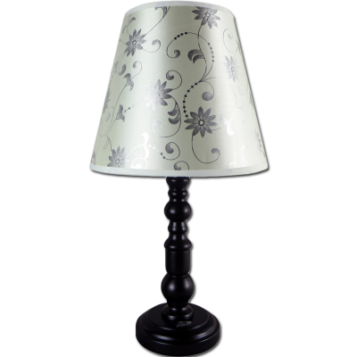 Настольная лампа 7401В h 47 см 1x40W Е27 ZNG15