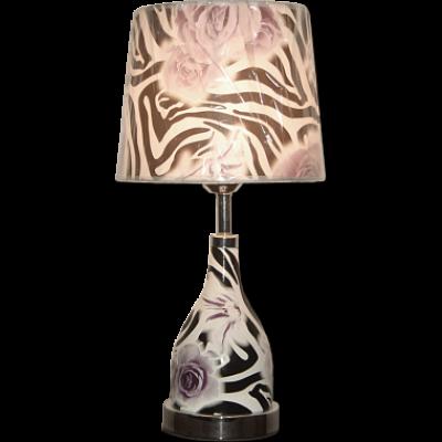 Настольная лампа Lumline 6682 1*40 Е27