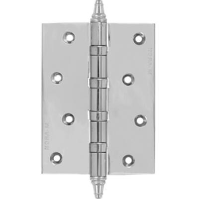 Петля Нора - М 125мм с колп. хром