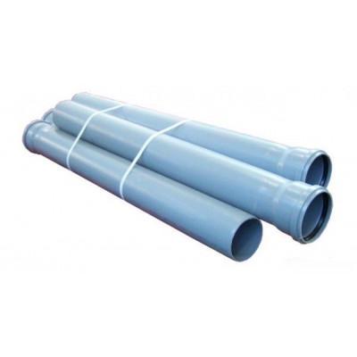 110 труба 2,0м ПП ПОЛИТЕК (толщ.2,7мм)
