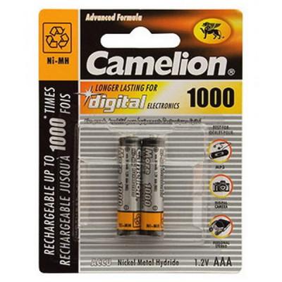 Акк. Camelion R03 1000мАч BL2