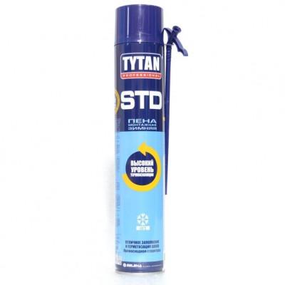 М. пена TITAN STD 750мл зимняя