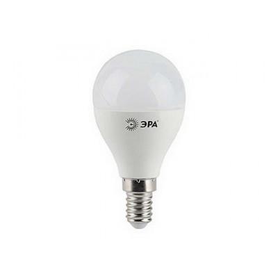 Лампа ЭРА LED Р-45-6w -840-E14 шар