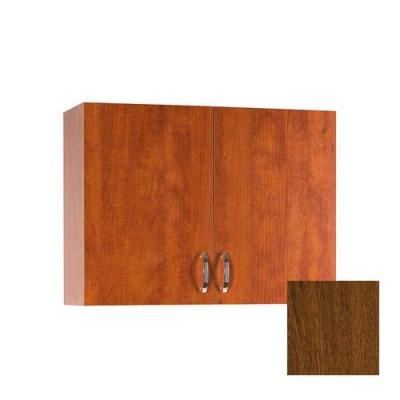 Шкаф для посуды 80 цвет дуб-рустик (ЛДСП)