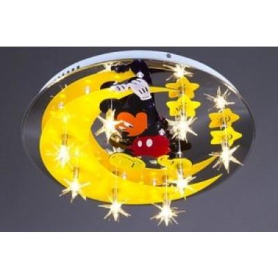 1580/8 (G4+LED WT, ПДУ) светильник потолочный Sneha