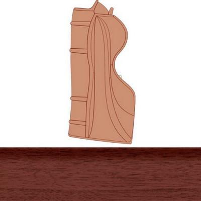 "Внутренний угол окраш. в цвет текс. 032.0122 ""Т-Пласт"""