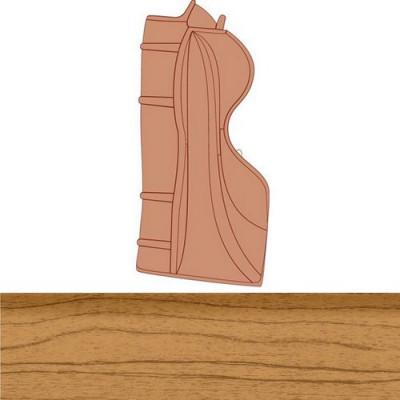 "Внутренний угол в цвет текс. 045.0122 ""Т-Пласт"""