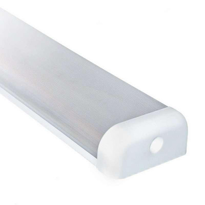 Светильник корпус под LED лампу СПО 2х18 IP20