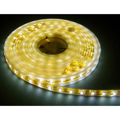 LED-лента FLS-ECO-3528 60 сд/м 4,8Вт IP65 5м теп. бел. EKF