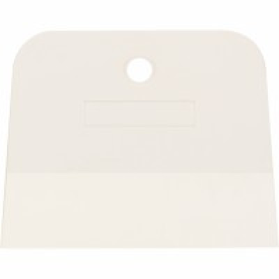 Шпатель белая резина 180 мм СИБРТЕХ