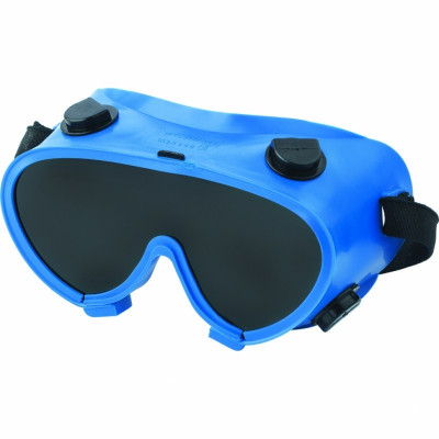Очки защитные газосварщика закрытого типа, с непрямой вентиляцией, поликарбонат СИБРТЕХ