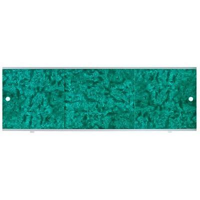 Экран для ванны ПРЕМИУМ А (алюм. профиль) 1,5 зеленный