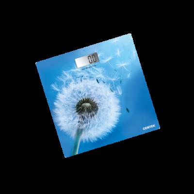 Весы напольные электрон Centek СТ-2421 180 кг SPRING FLOWER