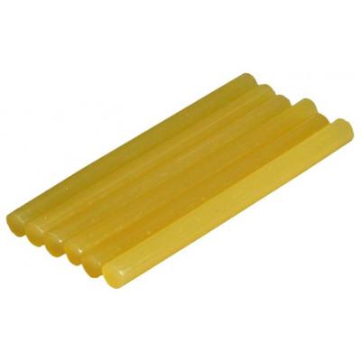 Тубы для клеющ. пистолета сверхсильные желтые 12х300 упак.