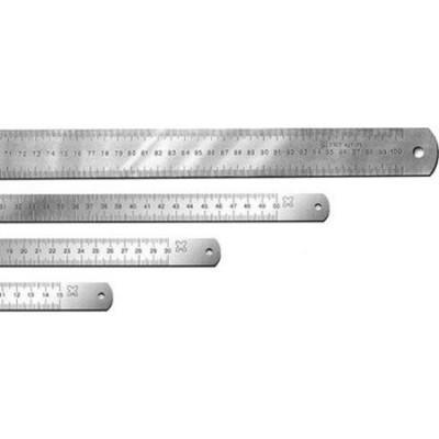 Линейка металл , 500 мм, Россия