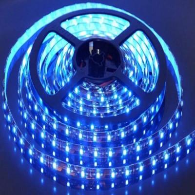 Светодиод. лента синий SMD-3528/60 IP65 4,8w/m 420Lm PRO Включай