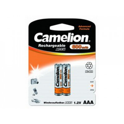 Акк. Camelion R03 600мАч BL2