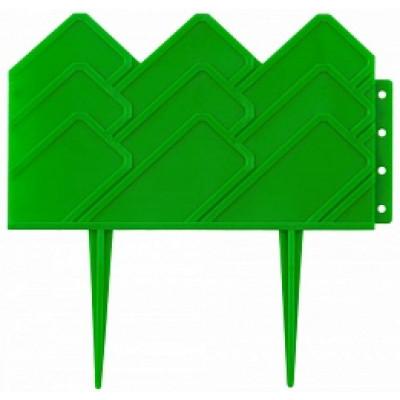 "Бордюр ""Готика"" 14х310см. зеленый"