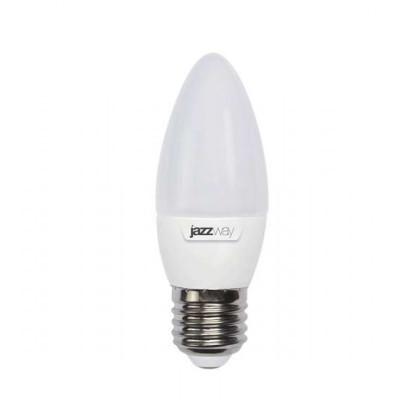 Лампа Jazzway PLED-ECO свеча 5Вт 220В Е27 4000К