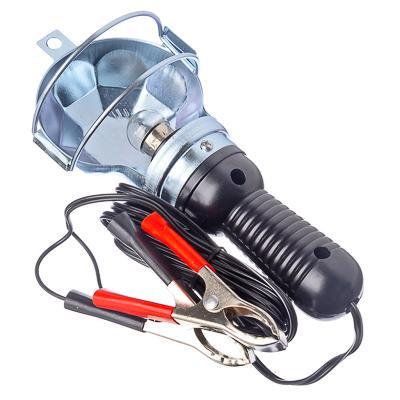 Переносная лампа предназначена для локального освещения во время остановки в тёмное время или при выполнения различных работ с автомобилем.