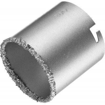 Коронка кольцевая с карбидными ставками 20мм для нержавеющей стали