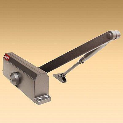 Доводчик дверной, морозоустойчивый, 505 (85-125 кг) бронза KORAL