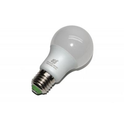 Лампа LED А60 Е27 15Вт 6000К 110х60 пластик/алюм   ASD