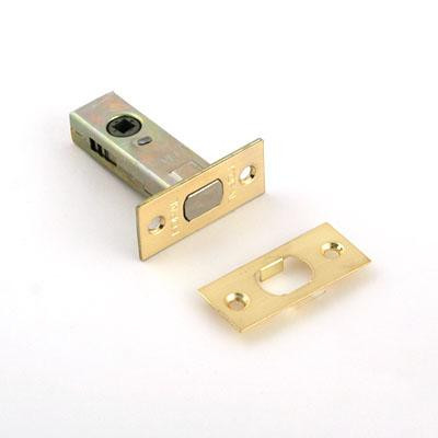 Механизм для защелки Корал 2 мат. золото