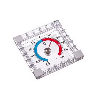 Термометр оконный биметаллический (-50, +50) блистер INSALAT