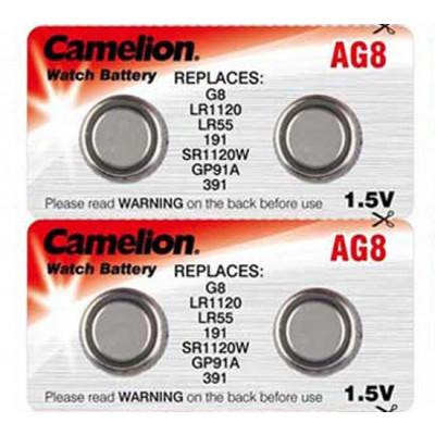 Элемент питания Camelion AG08 (391)