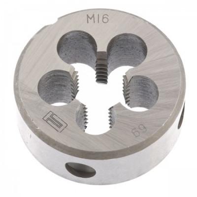 Плашка М16х2,0 мм СИБРТЕХ