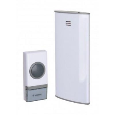 Звонок Космос AG308 звонок безпроводной 150м 32 мелодии 2хАА кнопка IP54
