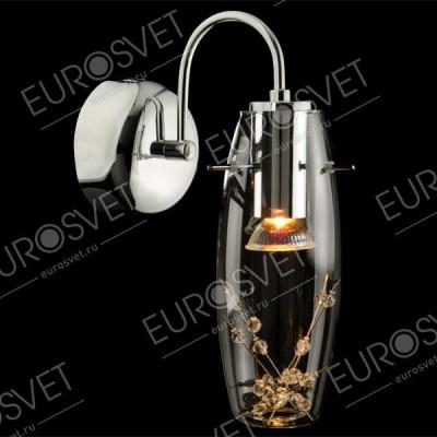 Подвесной светильник 1533/1B хром